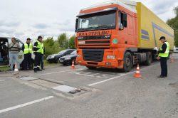 Весовой контроль на украинских дорогах должен проводиться по правилам, регламентированным приказом Укравтодора и МВД