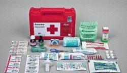 Для дорожной аптечки важным условием становится удобный и компактный футляр.