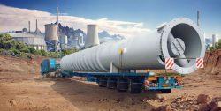 Применения специальных платформ для транспортировки требуют промышленные конструкции и оборудование.