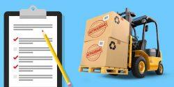 Правильно оформленная страховка компенсирует повреждения груза при транспортировке и такелажных работах