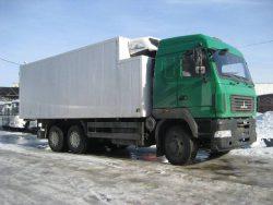 Белорусский «МАЗ 5357»