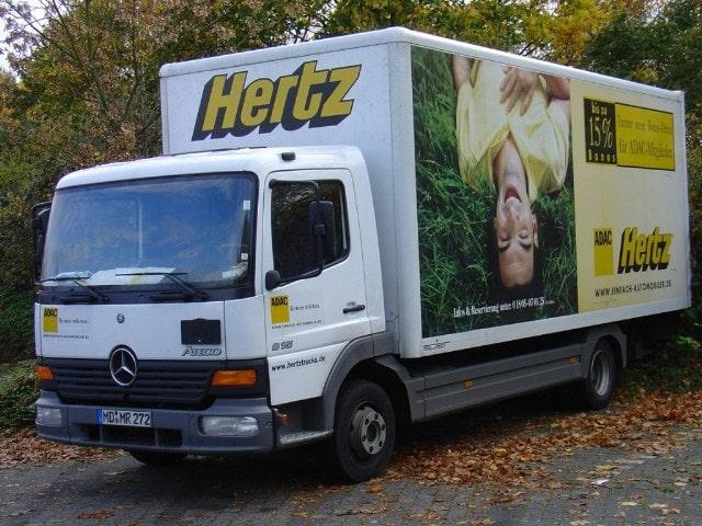 Грузоперевозки на автомобиле mersedes atego - transportica.com