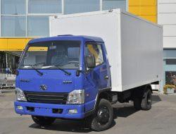 Китайский автопроизводитель не гонится за новыми формами кабины.