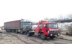 Мощности обычного грузовика может не хватить для буксировки магистральной фуры с полной загрузкой.