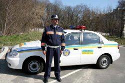 Теоретически для дорожного инспектора все участники движения равны.