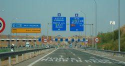 Дорожные знаки в Испании.