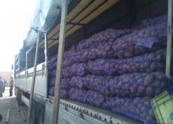 Для обеспечения нормальной перевозки картофеля лучше всего подходят пластиковые сетки с вентиляцией продукта.