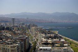 Измир — второй по величине промышленный центр Турции.