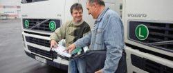 Как найти работу дальнобойщиком в Украине.