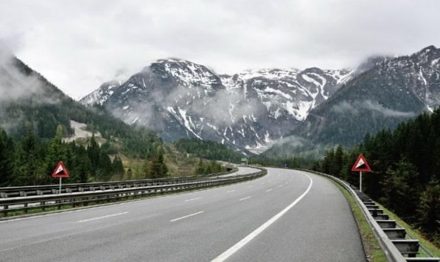 Особенности правил дорожного движения в странах ЕС - transportica.com