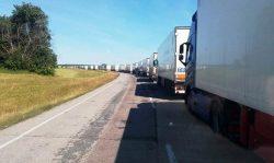 Проблемы украинских дорог в их низком качестве.