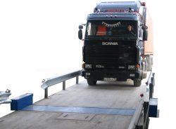 Допустимый вес грузового транспорта определяется нормативами