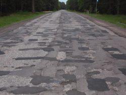 Ремонт дорог — насущная проблема во многих городах Украины.