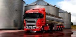 Перевозка опасных грузов требует особых мер предосторожности.
